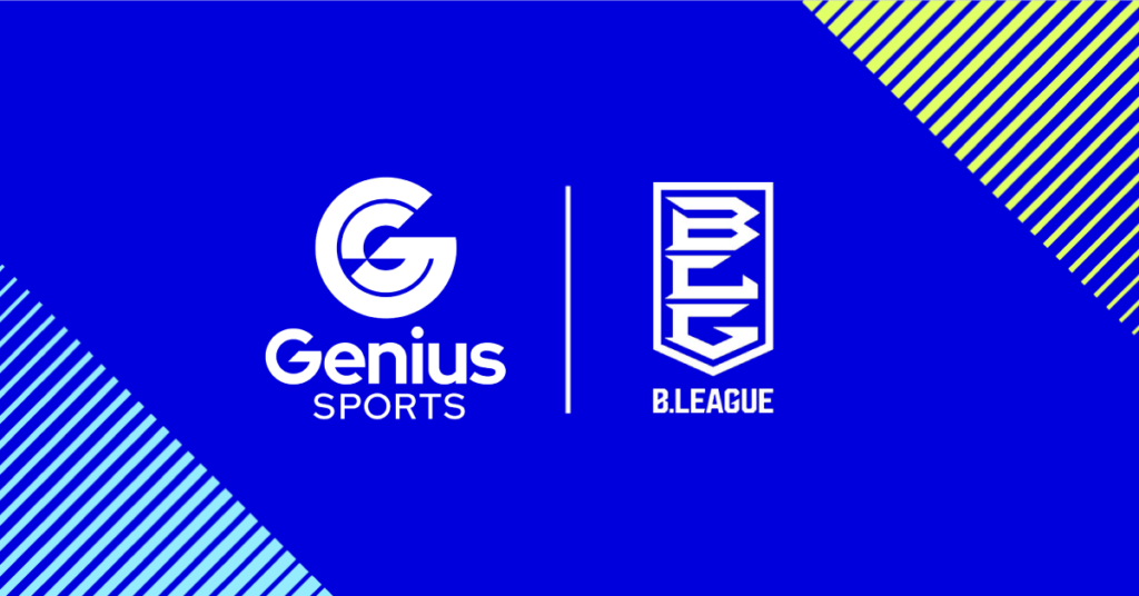 Genius Sports secures multi-year official data and video streaming partnership with Japan B.LEAGUE